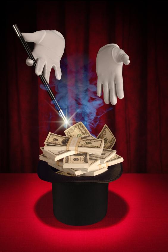 Magic Series - Magic Money